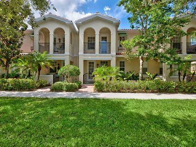 Jupiter Townhouse For Sale: 1671 W Frederick Small Road