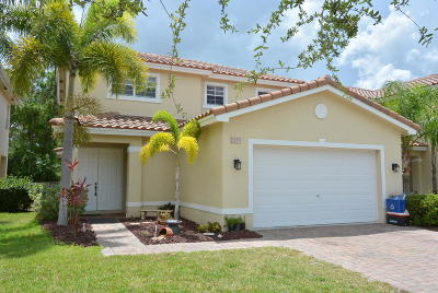 Palm City Single Family Home For Sale: 2819 SW Butterfly Lane