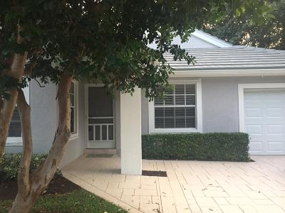 Palm Beach Gardens Single Family Home For Sale: 1 Commanders Drive