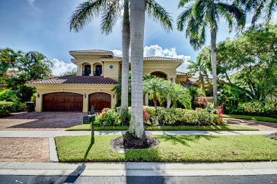 Single Family Home For Sale: 5858 Windsor Terrace
