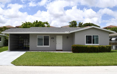 Tamarac Single Family Home Contingent: 4903 NW 57th Street
