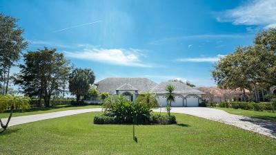 Palm Beach County Single Family Home For Sale: 15450 Grumman Court