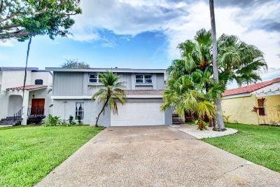 Boca Raton Single Family Home For Sale: 21136 Birds Nest Terrace