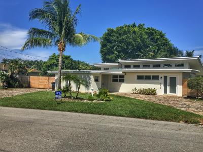 Lake Clarke Shores Single Family Home For Sale: 7420 Venetian Way