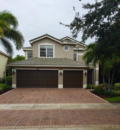 Delray Beach Single Family Home Contingent: 9898 Savona Winds Drive