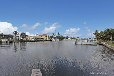 North Palm Beach Single Family Home For Sale: 709 Waterway Drive