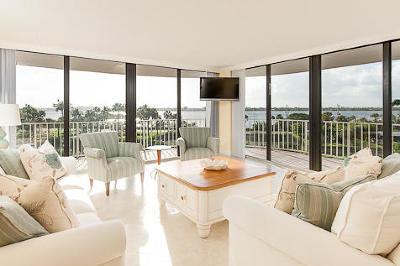 Palm Beach Condo For Sale: 3400 S Ocean Boulevard #3 A I
