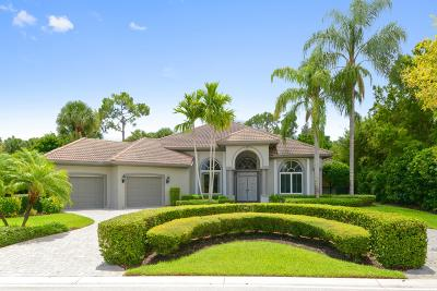 West Palm Beach Single Family Home Contingent: 1257 Breakers West Boulevard