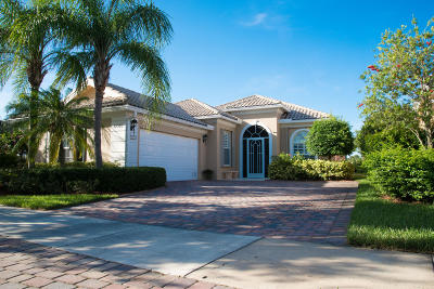 Port Saint Lucie Single Family Home Contingent: 12370 SW Keating Drive