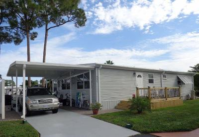 Mobile Home For Sale: 9020 Fomento Bay