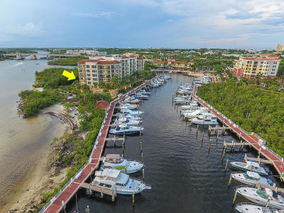 Jupiter Yacht Club Condo For Sale: 340 S Us Highway 1 #106