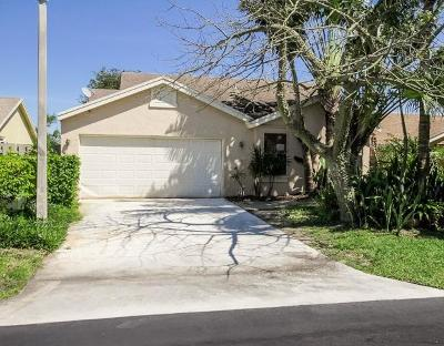 Delray Beach Single Family Home For Sale: 1065 NW 20th Avenue
