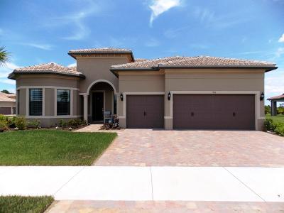 Palm City Single Family Home For Sale: 701 SW Habitat Lane