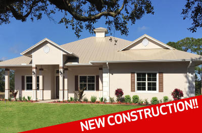 Palm City Single Family Home For Sale: 1172 SW Squire Johns Lane