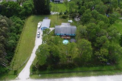 Jupiter Single Family Home For Sale: 16669 132 Terrace