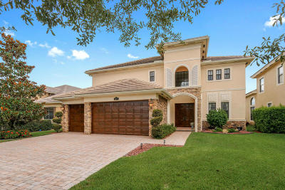 Boynton Beach Single Family Home For Sale: 9271 Equus Circle
