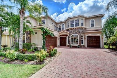 Boynton Beach Single Family Home For Sale: 8621 Cobblestone Point Circle