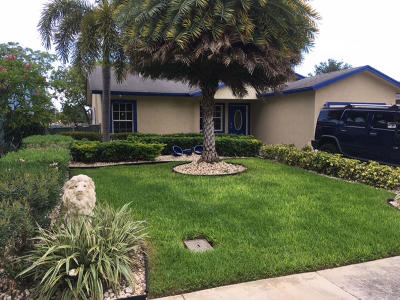 Pompano Beach Single Family Home Contingent: 1556 NW 7th Terrace