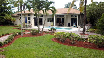West Palm Beach Single Family Home For Sale: 6483 Royal Palm Beach Blvd