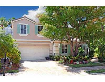 Palm Beach Gardens Single Family Home For Sale: 334 Sunset Bay Lane