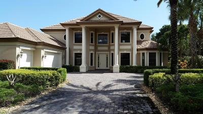 Hobe Sound Single Family Home For Sale: 9827 SE Sandpine Lane