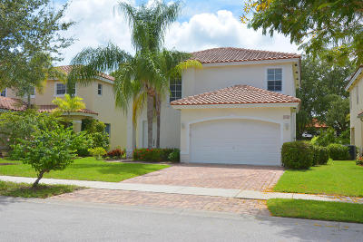 Palm City Single Family Home For Sale: 2760 SW Butterfly Lane