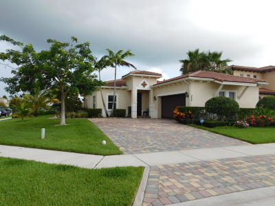 Single Family Home Pending: 224 Andros Harbour Place