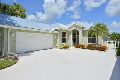 Palm City Single Family Home For Sale: 2970 SW Brighton Way