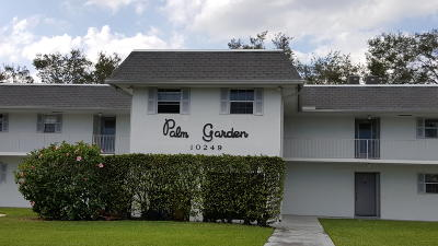 Palm Beach Gardens Condo For Sale: 10249 Military Trail #106