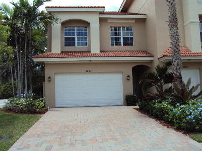Townhouse Closed: 4801 Sawgrass Breeze Drive