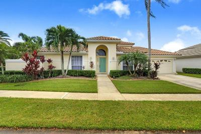 Palm Beach Gardens Single Family Home For Sale: 115 Eagleton Lane
