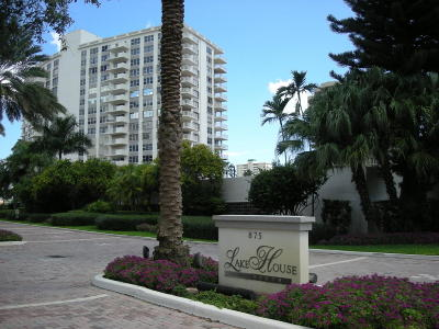 Boca Raton Condo For Sale: 875 E Camino Real #7-E