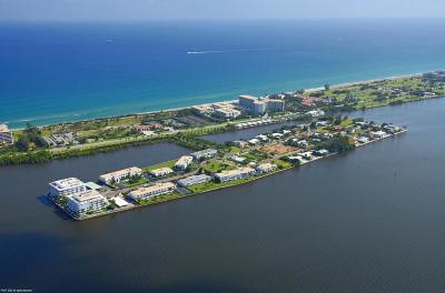 Palm Beach Condo For Sale: 2180 Ibis Isle Road #5