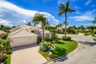 Boynton Beach Single Family Home Contingent: 11587 Losano Drive