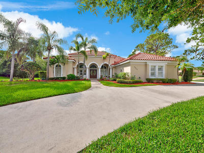 Port Saint Lucie Single Family Home For Sale: 7822 Long Cove Way