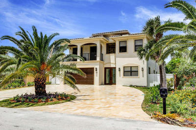 Palm Beach County Single Family Home For Sale: 169 SE Wavecrest Way
