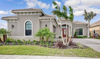 Parkland Single Family Home For Sale: 9399 Cantal Circle