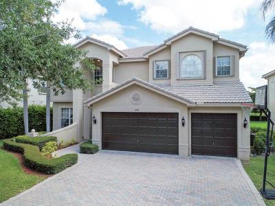 Boca Raton Single Family Home For Sale: 11761 Preservation Lane