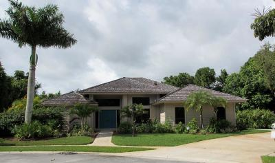 Jupiter Single Family Home For Sale: 6118 Creekside Trail