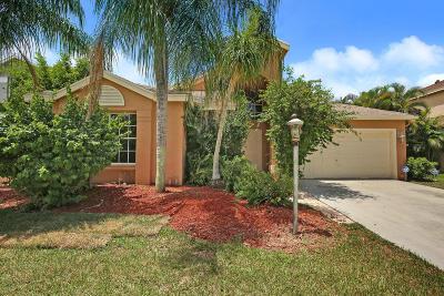 Boca Raton Single Family Home Contingent: 9549 Tavernier Drive