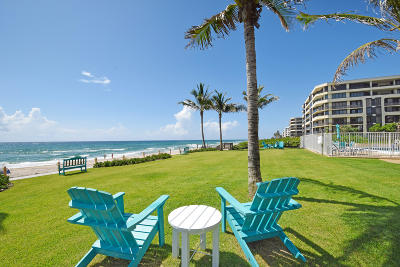 Palm Beach Condo Sold: 3030 S Ocean Boulevard #331