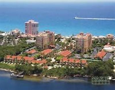 Highland Beach Condo For Sale: 3606 S Ocean Boulevard #808