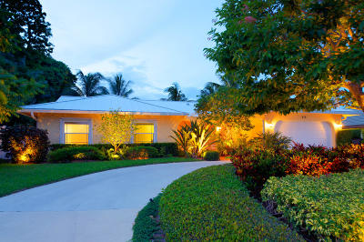 Delray Beach Single Family Home For Sale: 919 McCleary Street
