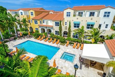 West Palm Beach Townhouse For Sale: 3664 Voaro Way