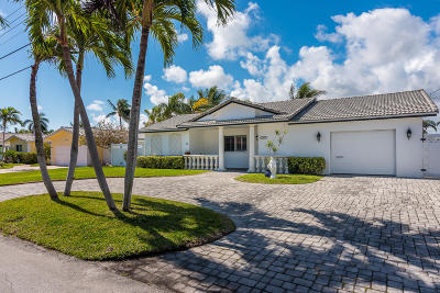 Boca Raton Single Family Home For Sale: 1241 SW 4th Court