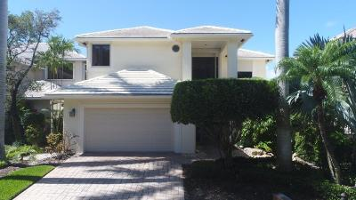 Boca Marina, Boca Marina & Yacht, Boca Marina And Yacht Club, Boca Marina! Single Family Home Contingent: 5340 Boca Marina Circle