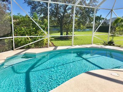 Jensen Beach Single Family Home For Sale: 3524 NW Pin Oak Drive