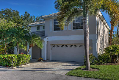 Palm Beach Gardens Single Family Home For Sale: 25 Commodore Place