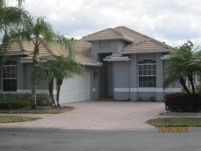 Single Family Home For Sale: 5446 Grande Palm Circle