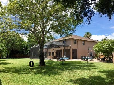 Royal Palm Beach Single Family Home For Sale: 114 Nottingham Road